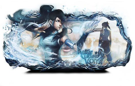 Avatar Korra  Avatar___the_legend_of_korra_by_pedrowo-d5lp3cv