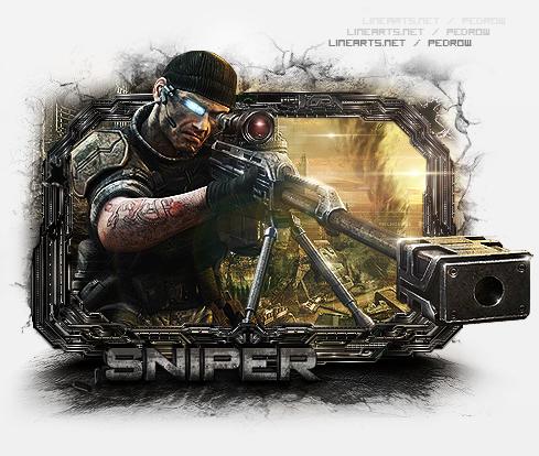 pedrow galery 2.0 - Página 4 Sniper_by_pedrowo-d6a3f0x