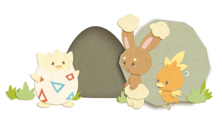 bunny__chick_and_easter_egg_by_eledora-d3eqyb3.png (900×471)