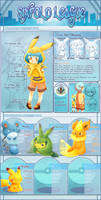 Kiro the Pikachu...kid by Eledora