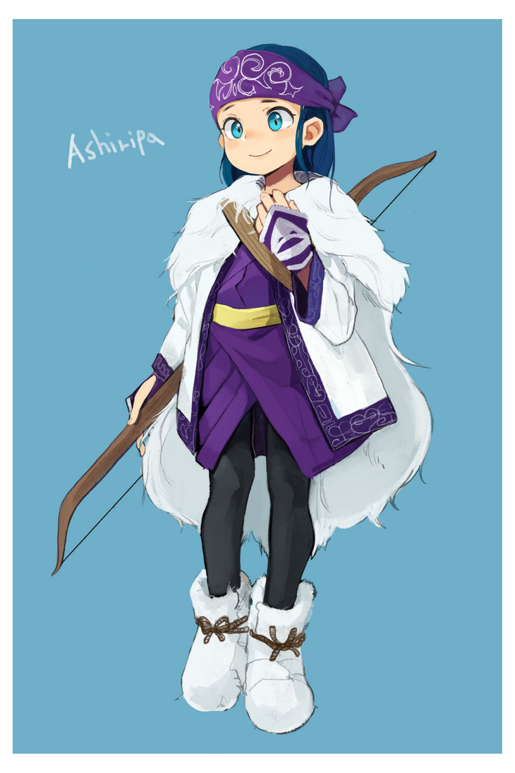 ashirifa by permanentlow