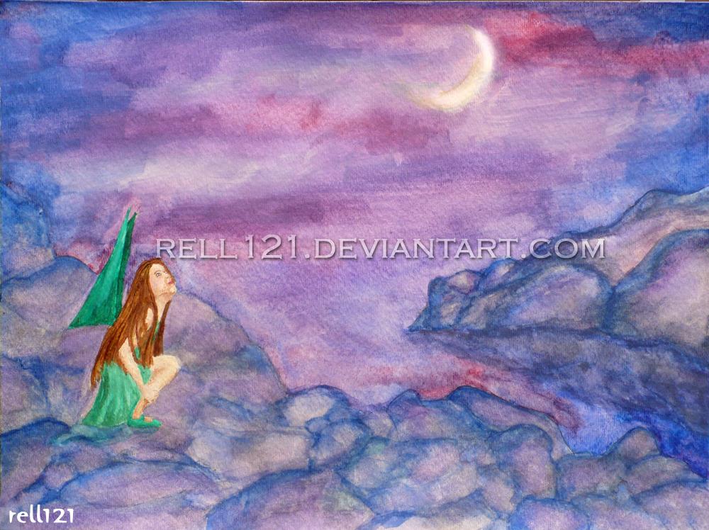 fairy prisoner by rell121