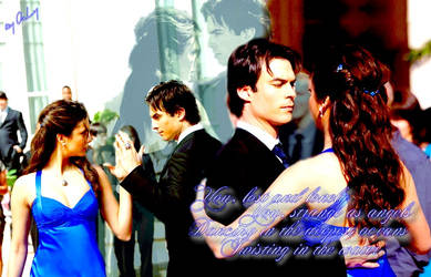 Dance Elena And Damon by softandOnLy