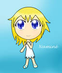 Attempted Namine Chibi