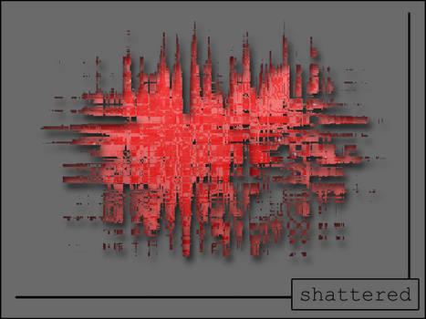 Shattered -flamehawk