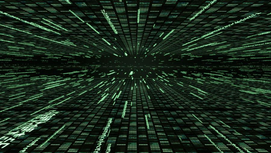 Matrix Rain