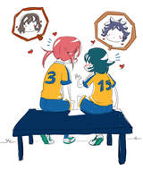 INAGO - Fanboys by KiiroiTanuki