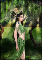 The Dryad by LRJProductions