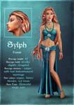 Race Sheet: Sylph Female