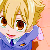 Ouran Icon -Hunny Senpia- by BlueStarForeverDream