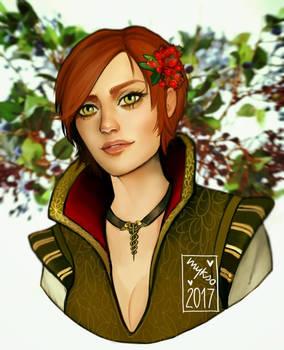 Shani- Witcher 3