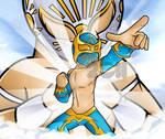 WWE - The Global Masked Marvel
