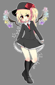 Unwanted, non-existent Flandre