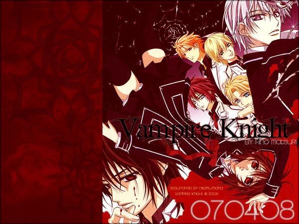 Vampire knight anime wallpaper by hiyukiri on deviantart - Vampire knight anime wallpaper ...