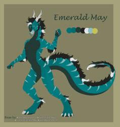 Emerald May Adopt - CLOSED!! by Emocatdragon