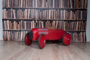 Toycar Roller Jean Red 2 by joycerowena