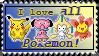 16k: I Love All Pokemon Stamp. by Furugaki