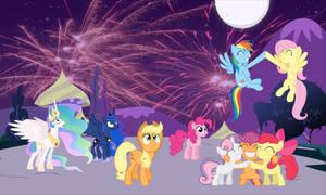 Happy New Year Ponies
