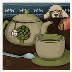 Artichoke Tea Time