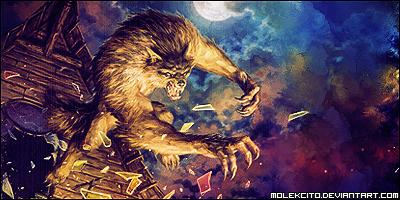 Howlpack Alpha by Molekcito