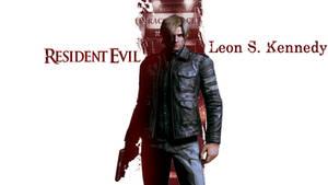 Resident Evil Leon Wallpaper
