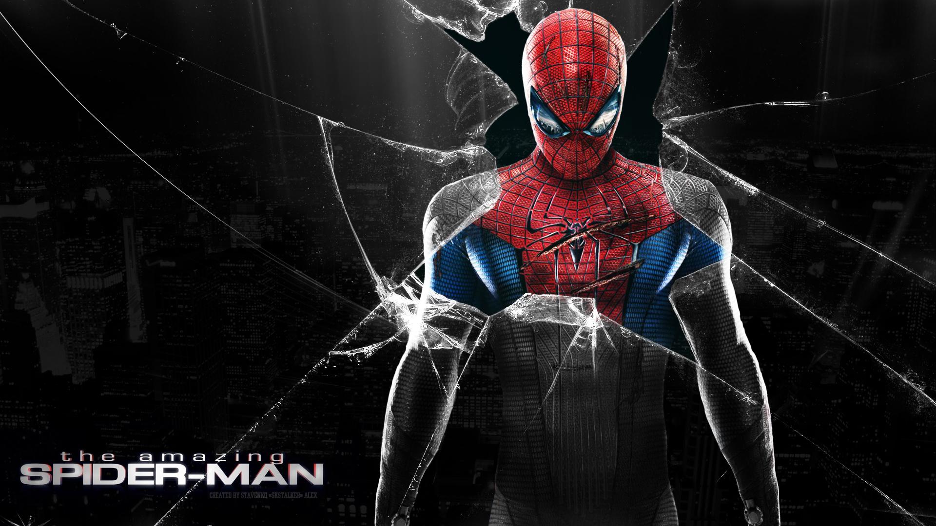 Popular Wallpaper Marvel Lizard - the_amazing_spider_man_wallpaper_by_skstalker-d4y3r1h  HD_463459.jpg