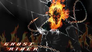 Ghost Rider Wallpaper 1080 by SKstalker