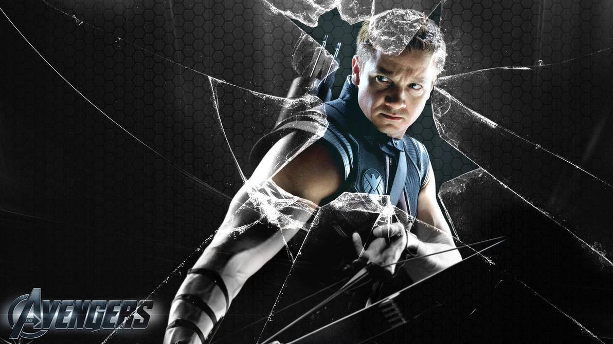 Avengers Hawkeye Wallpaper 1080p by SKstalker