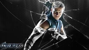 Avengers Hawkeye Wallpaper 1080p by SKstalker
