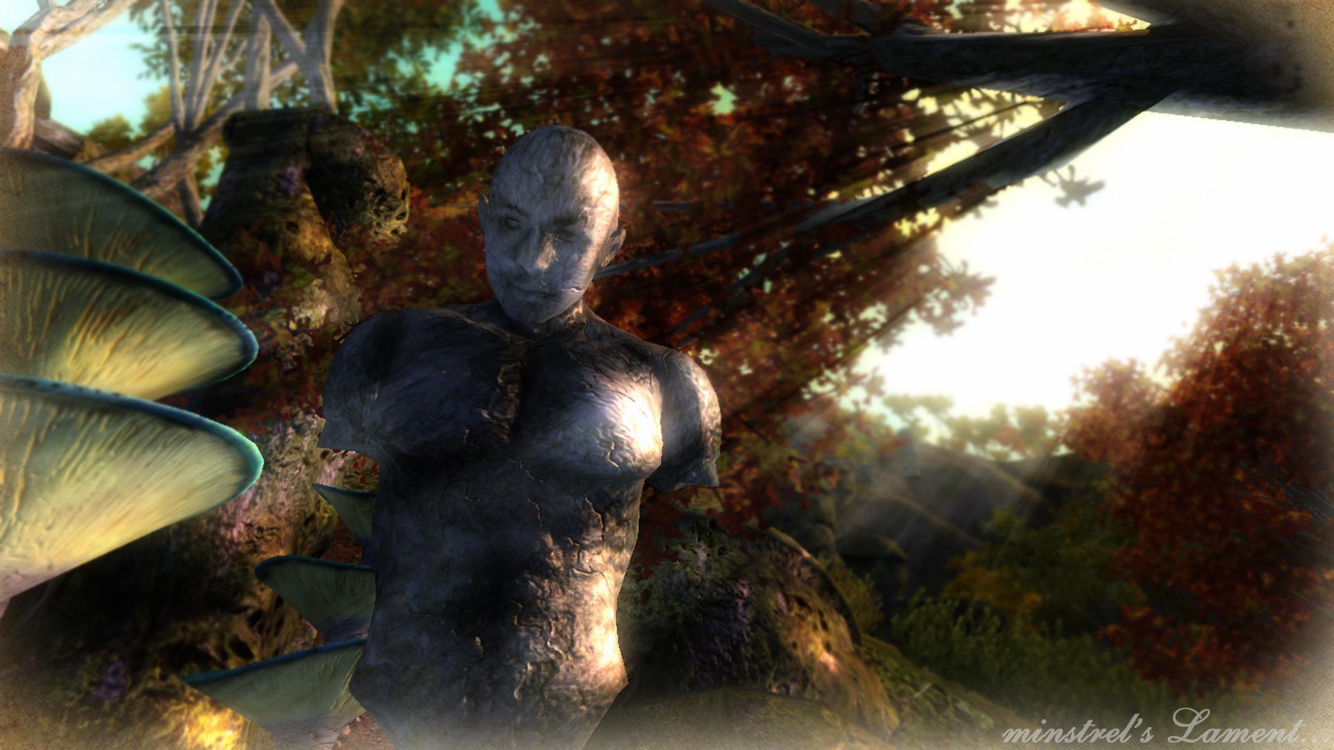 The Elder Scrolls Oblivion Nostalgia Wallpaper 2 By Skstalker On