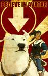 Believe in Avatar Poster 1