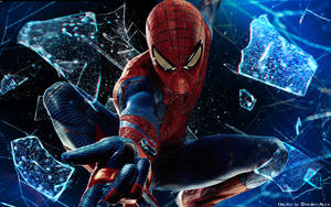 The Amazing Spider-Man  HQ Wallpaper 1080p by SKstalker