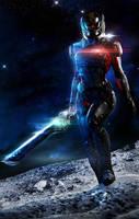 Mass Effect  I Pathfinder I by SKstalker