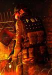Rainbow Six Siege l Ash l