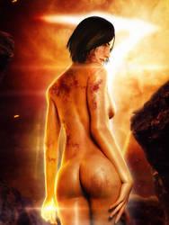 The Evil Within l July Kidman l by SKstalker
