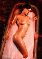 The Evil Within l Tatiana Gutierrez l by SKstalker