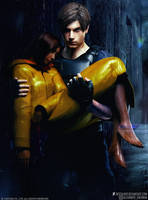 Resident Evil Gaiden Remake by SKstalker