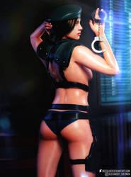 Resident Evil l Jill Valentine #2 l by SKstalker