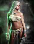 The Witcher l Ciri - Empress of time l