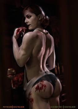 Lady Alcina Dimitrescu from Resident Evil VIII
