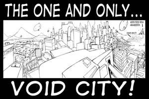 void city line work by Alberto-Rios