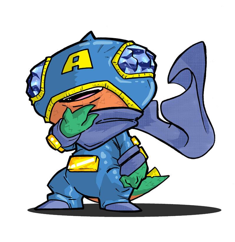 Aqua Rex by Alberto-Rios