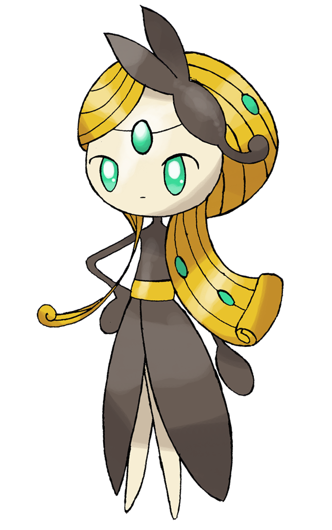 Meloetta Love Is Like A Soothing Melody