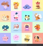 Beta Baby Pokemon