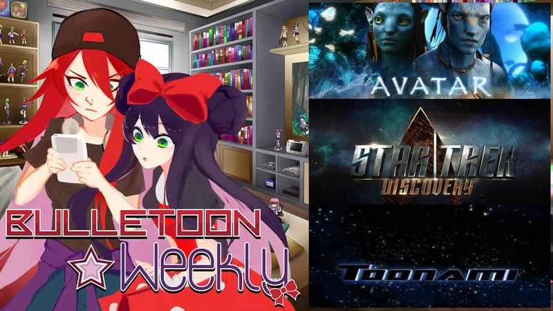 Bulletoon Weekly [Episode 33] by C-Voyage