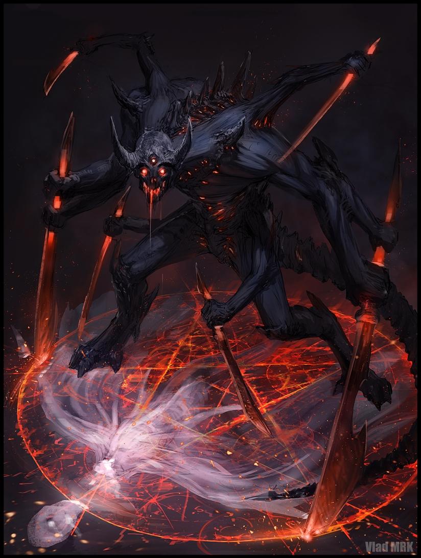 Burning Sky Information Thread Asmodian_swordsman_regular_version_first_sketch_by_c_voyage-dc40vhr