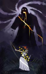 Slain Colossus by jeremyjosh