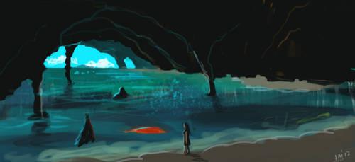 Cave by jeremyjosh