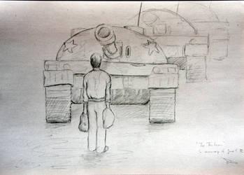 The Tankman by 07Frank