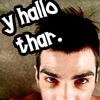 Sylar - Hallo Thar by eggujessu